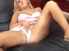 Hottest pornstar in horny facial, blowjob adult clip