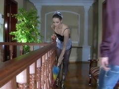 PantyhoseTales Movie: Afina and John B