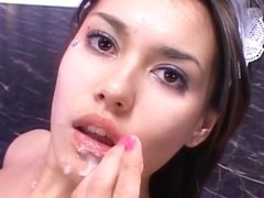 Maria Ozawa Barely There Mosaic Indecent Body