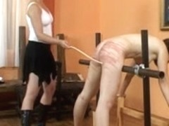 Caning cuties #1