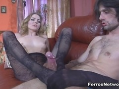 PantyhoseJobs Video: Judith and Gerhard