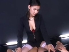 Ozawa Maria in Maria Was Filthy Nasty Secretary Longing For That Wet De Oma Always Co 0 To Duct Ju.