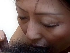 Asia mature can't live without cum in her throat (compilation 4)
