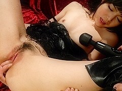 Hottest Japanese model Megumi Shino in Fabulous JAV uncensored Dildos/Toys scene