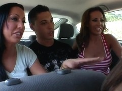 Amber Rayne, Richelle Ryan and Tiffany Brookes