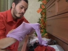PantyhoseJobs Video: Emeralda and Geffrey