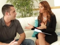 Janet Mason & Daniel Hunter in My First Sex Teacher