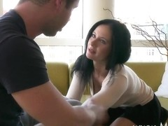 MOM lonely MILF gets a good seeing to