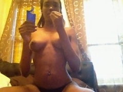 Talkinabout Haitian  Girl Who Love To Ride The Cucumber