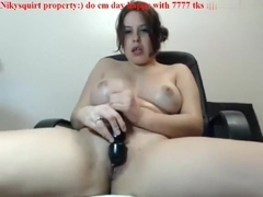 nikysquirt non-professional clip on 2/1/15 23:39 from chaturbate