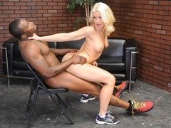Anikka Albrite,Rob Piper in Glenn King's Maneaters #02, Scene #02
