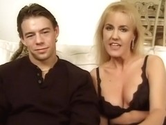 Amazing pornstar Linda Storm in incredible blonde, cunnilingus xxx clip