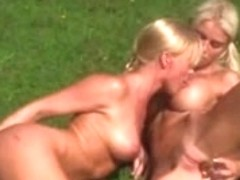 Lesbos play jointly 8