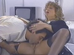 Tracey Adams - This Nun CAN'T LIVE WITHOUT the 10-POUNDER!