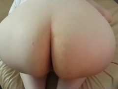 Some doggy style action on my couch.love hearing her wet pussy.