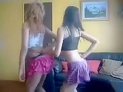 Mad twerk cam non-professional episode