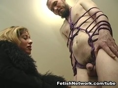 FetishNetwork Video: Submit To Mistress Cristian
