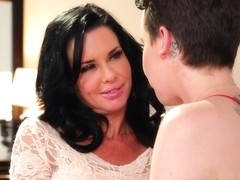 Veronica Avluv & Katie St. Ives in Coming Out To Mommy Video