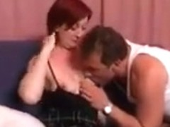 Horny Redhead Step Mother