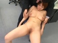 japanese beauty in stocking fifty-three