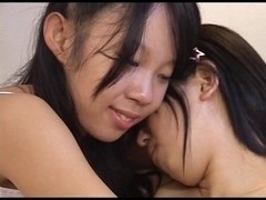 Actually cute japanese lesbos two