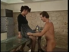 2 Unshaved French Matures Screwed LST