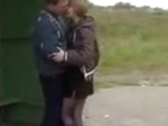 Sex at the bus stop