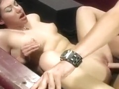 Erotic Teen Shay Lamar does Naughty Striptease