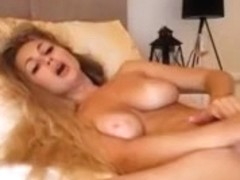 Lovely Girl Dancing Striptease And Play With Sextoy