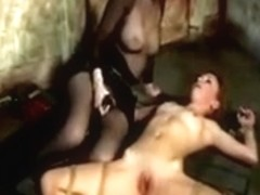Bound Whore Getting Slapped By Her Master