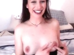 Emo Teen Gfs Strip And Masturbate! Part 04