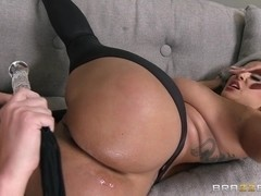Hot And Mean: Anal Lessons : Part One. Kiara Mia, Phoenix Marie