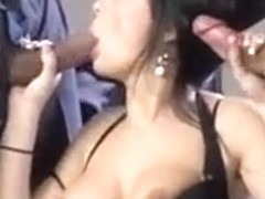 Incredible Stockings, Fake Tits xxx video