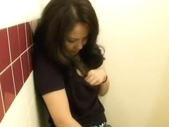Spycam Sex on Schooltoilet