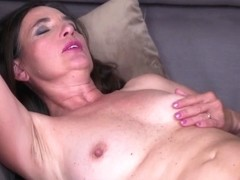 Seductive MILF fucks her young son-in-law