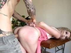 Teen Lexi Lore Intense Hookup and Creampie Fuck Tape