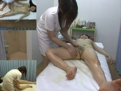 most good of japanese female masseuse
