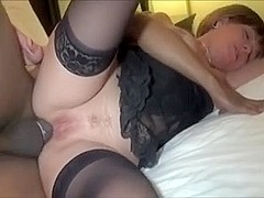 Cuckolding mature wife can't live without anal
