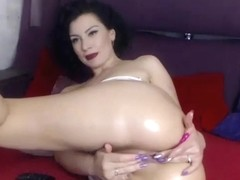 Squirting orgazm sybian