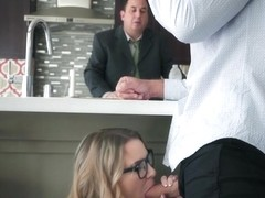 Aubrey Sinclair & Sean Lawless in Show My Dad Whos Boss - Brazzers