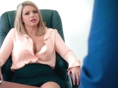 Brooklyn Chase & Keiran Lee in A Case of the Moan Days - Brazzers