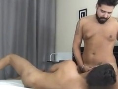 Brazilian Husbands Flip Flop Fuck
