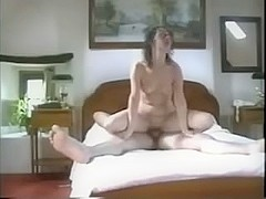 Pervert wife gets multiple orgasms with friend who is barely able to keep up with this avid nympho.