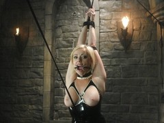 TJ Cummings & Adrianna Nicole in Seven returns for more sex and bondage. - SexAndSubmission