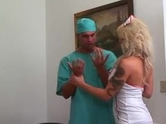 Brooke Haven - Double D Nurses (Scene)