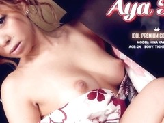 Ravishing Babe, Aya Fujii Is Masturbating And Moaning - Avidolz