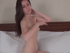 Natalia M. masturbates for Ashley Stone