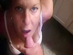 Pov amateur video compilation with gals getting facials