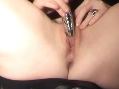 The Female Orgasm: Amber Gets Wet with Vibe