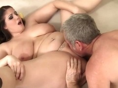 Sexy Thick Girl Angel Deluca Fucks
